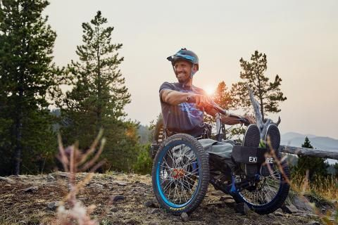 Infographic: How the three-wheeled 'Explore' is helping more people enjoy the backcountry