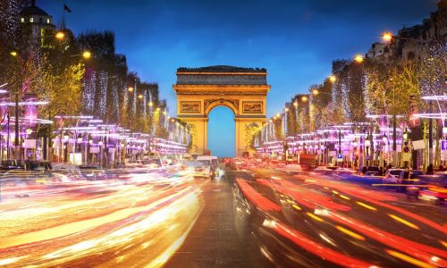 Walk on by: The world's most iconic streets