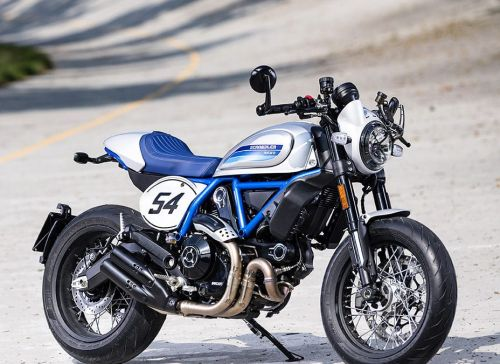 Bred for sport, backed with style: The Ducati Scrambler 800 series is here
