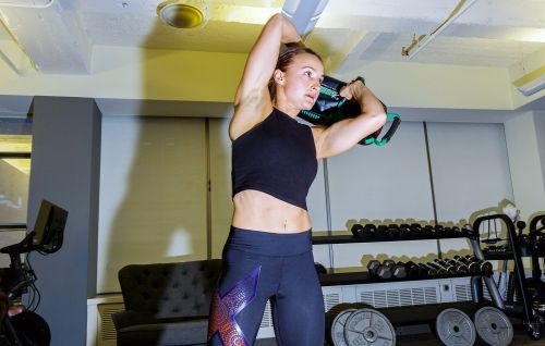 This Lunge Sequence Is the Perfect Way to Finish Your Workout