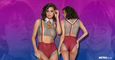 There's now sexy Harry Potter lingerie to help you Slytherin to your most magical fantasies