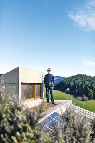 NZ Lifestyle Block Smart Series Part Six: Lessons from Rhys Taylor's award-winning 10-year-old eco home