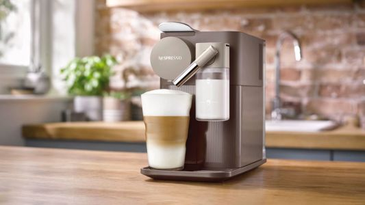 Brew a perfect cuppa at home with these cool coffee machines