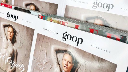 Must Read: Goop Taps Editor-in-Chief From 'Allure,' Kering and London College of Fashion Launch Online Sustainability Course