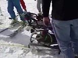 Ski lift opens in Afghanistan that's powered by a MOTORBIKE