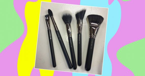 MAC Cosmetic's brushes are now cruelty-free