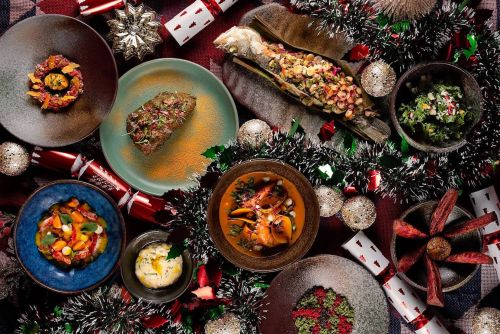 8 of the best Christmas dinners to book in Hong Kong right now