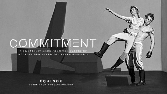 Equinox's version of a New Year's resolution? Social justice, stilettos and journalism