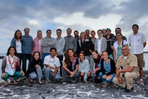 Planning for a climate-change-resilient Galapagos Marine Reserve