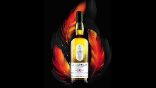 The Lagavulin 10 Year Old will challenge your palate's perception of taste