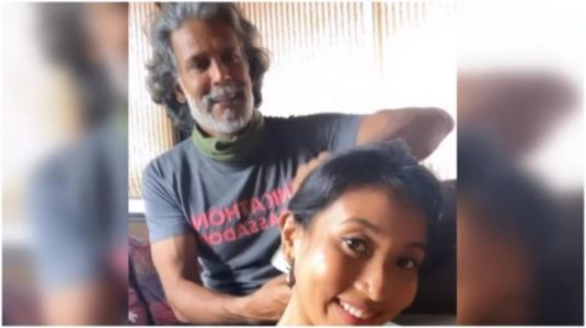 Ankita Konwar's post for husband Milind Soman on Friendship Day is filled with love. See for yourself