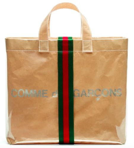 Gucci and Comme des Garçons Is the Surprise Collaboration No One Saw Coming
