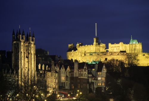There's a tour of Edinburgh's dark history and it's perfect for Halloween