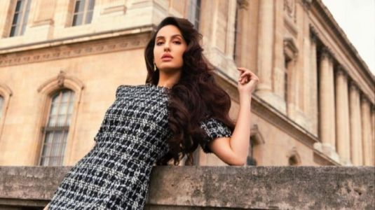 Nora Fatehi shows off killer attitude in gorgeous pic from Paris