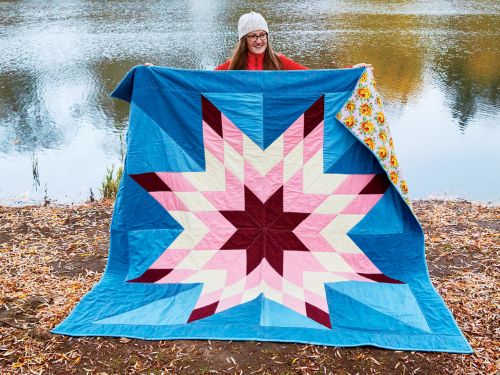 How Quilting Is Getting Me Through The Pandemic