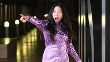 Awkwafina's Style Evolution Is A Colorful Breath Of Fresh Air