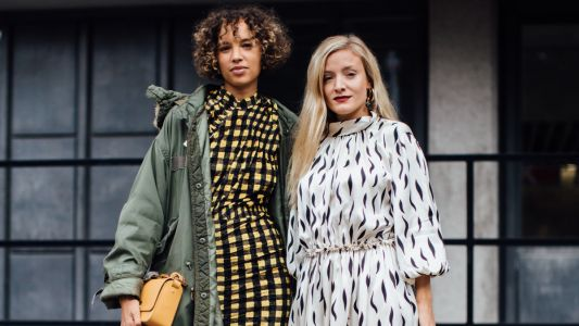 The Best Street Style Looks From Fashion Month Spring 2018