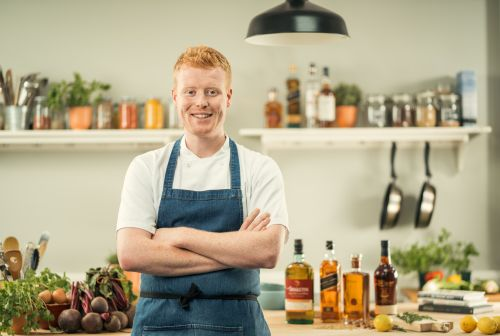 How to best enjoy whisky with food, according to Diageo's Global Gastronomer Mark Moriarty
