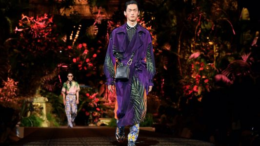 Highlights from Milan Fashion Week Men's SS20: Ermenegildo Zegna, Versace, Etro and Dolce & Gabbana