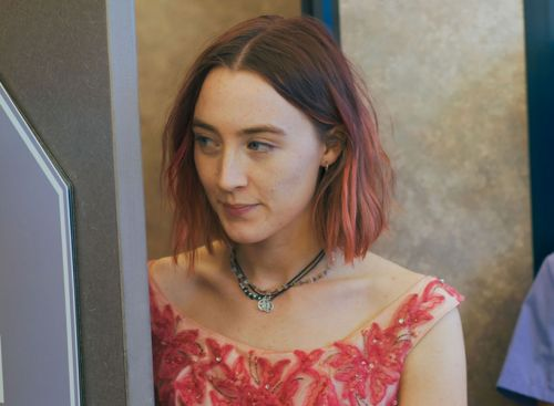 Why Saoirse Ronan's Visible Acne in Lady Bird Is Beautiful & Revolutionary