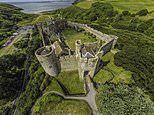 Britain at its best: Be king of the castle at this holiday home on the Pembrokeshire coast