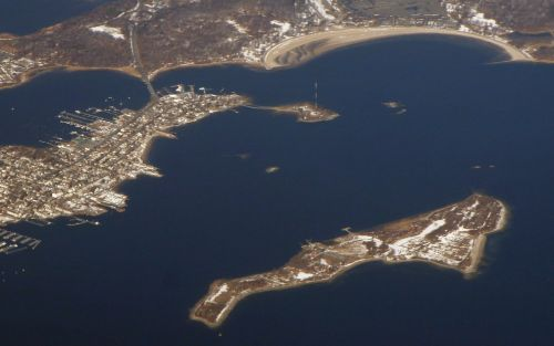 This tiny New York island is actually the world's largest mass burial site