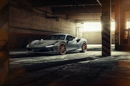 The Fully-Customisable Novitec Ferrari F8 Tributo Defies All Law of Physics