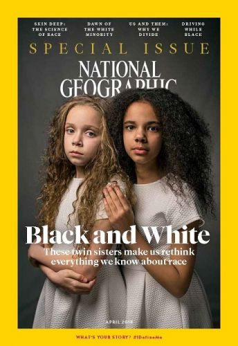 """National Geographic """"The Race Issue"""" Exploring Race and Diversity in the 21st Century"""