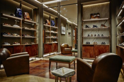 Berluti brings classic gentleman's shoes and leather goods to Thailand for the first time at Central Embassy