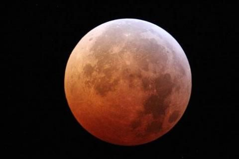 A 'Super Blood Wolf Moon' will appear over Canada this Sunday