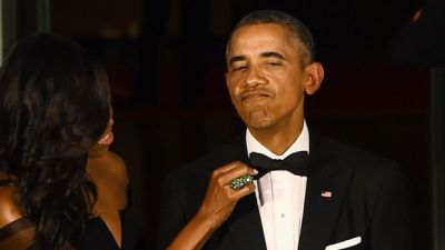 Michelle Obama Reveals Barack 'Wore That Same Tux' For Years