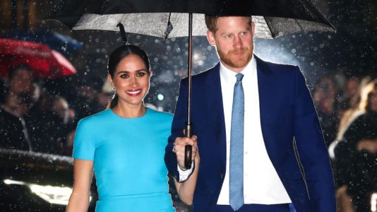 Harry & Meghan Encourage Americans To Vote During Time 100 Appearance