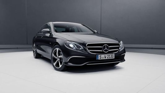 The latest line of Mercedes-Benz E-Class vehicles are unveiled with a major facelift