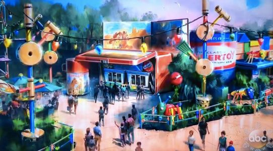 Toy Story Land is coming to Disney World