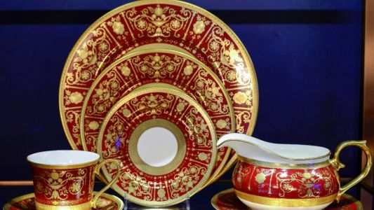 Dine like royalty as luxury tableware brand Thomas Goode arrives in India