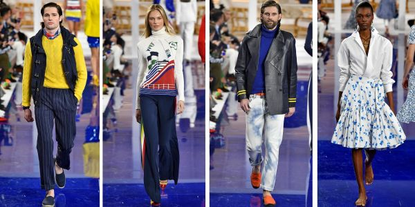It's 2018, Ralph Lauren. Why do you think this look is still cool?