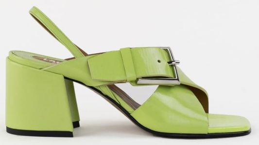 The Sandals That Might Convince Maria to Actually Wear Open-Toed Shoes This Season