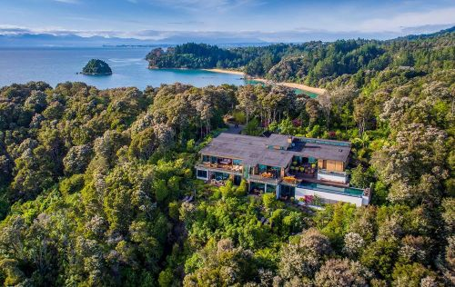 Discovering the 'four prongs of wellness' at New Zealand's most luxurious lifestyle retreat