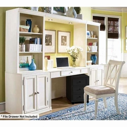 29 Beautiful Wall Unit with Desk Images