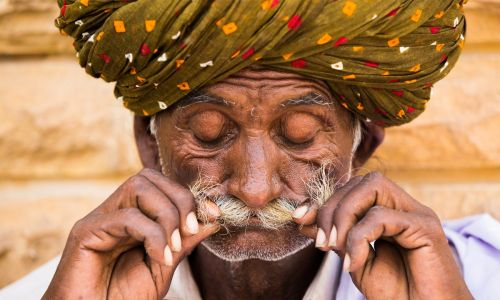 Faces of the world: 14 captivating portraits that showcase intriguing characters across the globe