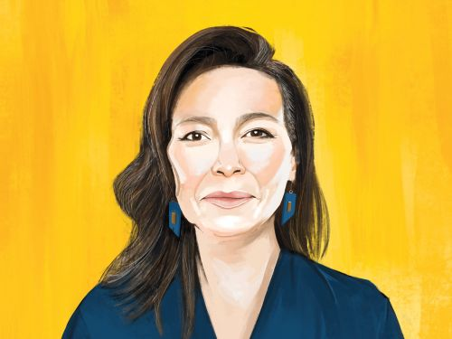Why Christine Genier Is One Of Chatelaine's 2020 Women Of The Year
