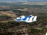 Volvo-owned startup Terrafugia's flying car prototype will go on sale in 2019