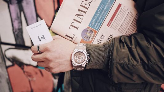 A first-timer's guide to buying a vintage watch