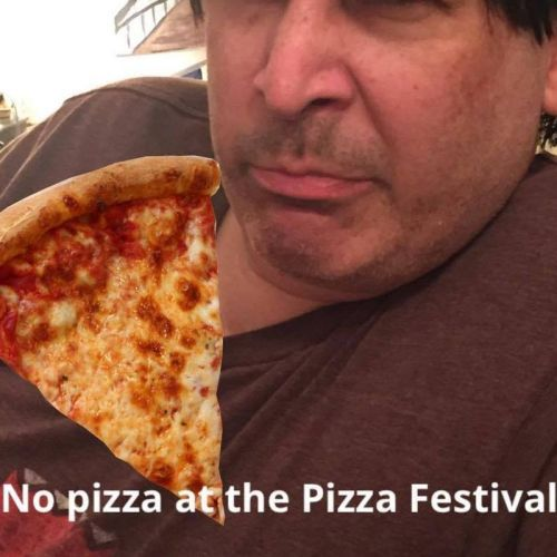 New York pizza festival's being dubbed 'the new Fyre fest' because of the lack of pizza