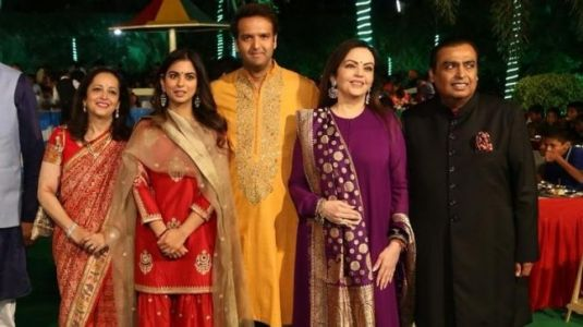 No social media at Isha Ambani wedding: Guests requested to respect privacy and sanctity of occasion