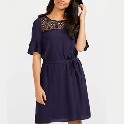 Mad Deals Of The Day: A Beautiful Ruffle Sleeve Dress From Reitmans And More