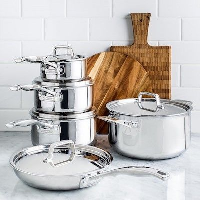 Mad Deals Of The Day: Save $435 On A 10-Piece Cookware Set And More