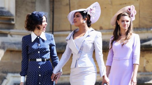 See All the Best Headpieces From the Royal Wedding