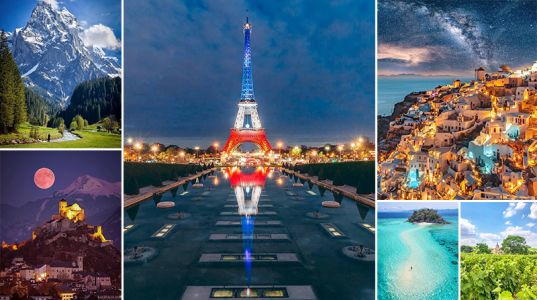 10 Top Travel Instagrams From Last Month