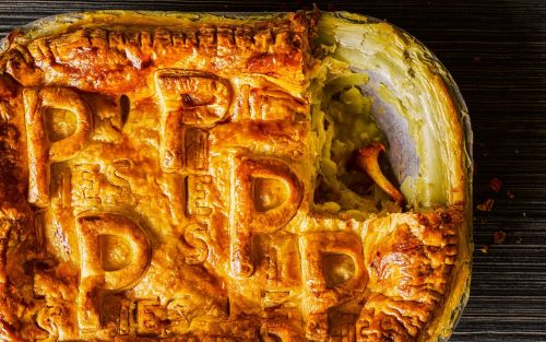 New ideas for pies, from cod and chorizo to chestnut and mushroom